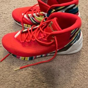 Steph Curry Under Armour Basketball Shoes